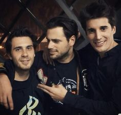 Luka, Stjepan, and Dusan