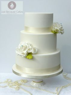 Beautiful Wedding Cakes 2015 by Just Because CaKes