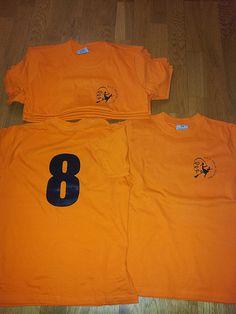 camisetas personalizadas para equipo de futbol