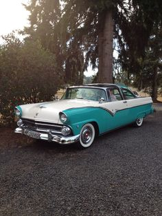 1955 Ford Fairlane Crown Victoria Skyliner...Re-pin...Brought to you by #HouseofInsurance for #CarInsurance #EugeneOregon