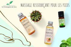 Huile de massage pour les pieds pour soulager les douleurs, réparer la peau et se détendre