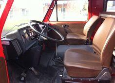 VW LT 31 cockpit