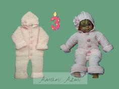 تعليم الكروشيه : كروشيه سالوبيت للبيبى | جزء 3 | How to Crochet - YouTube Crochet Baby, Gloves, Design, Crochet For Baby, Mittens