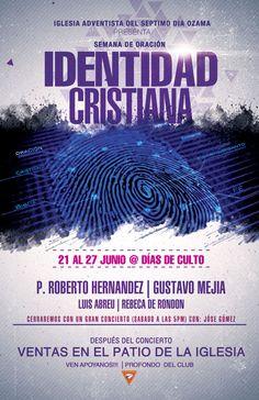 """Semana de oración """"Identidad Cristiana"""""""