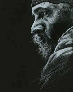 Tom Hardy - The Revenant - fan art