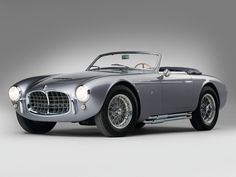 1953–56 Maserati A6GCS Frua Spider