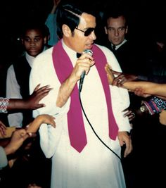 Peoples Temple - Jonestown. Guyana, South America Jim Jones founder