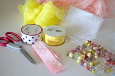 ~Ruffles And Stuff~: Paige CRAFTS! #5 Floral Bookmarks!