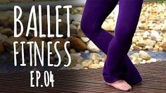 Série Ballet Fitness com Betina Dantas | M de Mulher