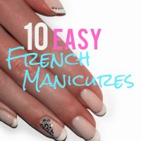 Modern Nail Art Designs that Are Too Cute to Resist Fancy Nails, Love Nails, How To Do Nails, Pretty Nails, Diy Nails, French Pedicure, French Tip Nails, Manicure And Pedicure, Pedicure Ideas