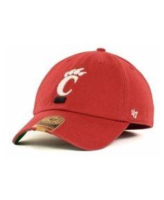 '47 Brand Cincinnati Bearcats Ncaa '47 Franchise Cap - Red M