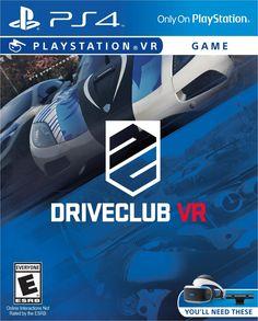 PSVR DriveClub