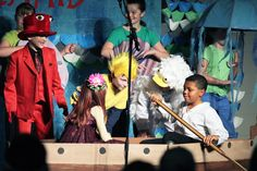 The Little Mermaid Jr. at Castle Heights