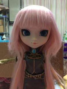 Pullip doll: Megurine Luka By Mes Crazy Experiences