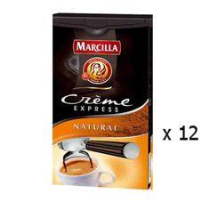 Café Crème Expresso naturel 250 Grs - Marcilla - Lot 12