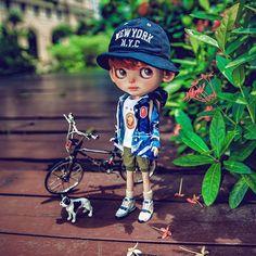 ☀#Blythe #Blythedoll #customBlythe #noisedoll #Blythecustom #doll