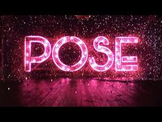 Pose FX Opening Fx Tv Shows, Tissot Mens Watch, Art Memes, Lets Dance, Strike A Pose, Tv Series, It Cast, How Are You Feeling, Neon Signs
