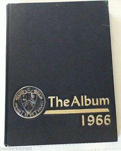 Album:  1966 Tupelo Mississippi High School Yearbook, Illustrated, Hardcover