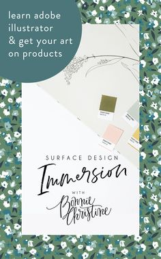The Immersion Course is OPEN!! Bonnie's teaching has helped me to become an expert in Adobe Illustrator. I've seen my art on products in Target, on children's wall art, and bolt fabric with large retailers. Starts at the beginning, but covers everything Bonnie knows about surface design from her 10+ years. Beginner designers, artists, creative business owners, retired creatives...this course is for you. It's the most generous and encouraging community I have ever been blessed to be part of. Childrens Wall Art, Business Advice, Surface Design, Creative Business, 10 Years, Adobe Illustrator, You Got This, Blessed, Target