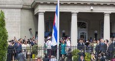 Informando24Horas.com: Cuba reabre embajada en Estados Unidos tras 54 año...