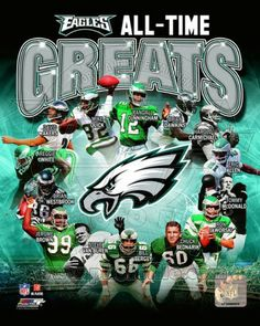 Eagles All Time Greats