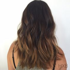 brunette ombré :: highlights :: hairxbrittany
