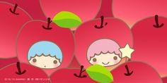 Little Twin Stars ☆ Apple