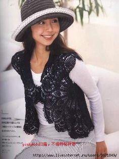 1000+ images about Crochet?Boleros on Pinterest Boleros ...