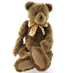 Boyds Bears Plush Mr Beesley Teddy Bear Height: 30 Inches Material: Fabric Type: Teddy Bear Brand: Boyds Bears Plush Item Number: Boyds Bears Plush 919848 Catalog ID: 8212 New With Hangtag. Heirloom S