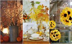 Zakochaj się w jesieni: 10 propozycji do domu i mieszkania