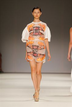 Alice McCall Ready-To-Wear S/S 2013/14