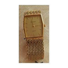 Bulova Watch 14k Diamond-cut Solid Gold (Watch)   *******   HOT DEALS & DISCOUNTS at http://hotonlinediscounts.com  *******