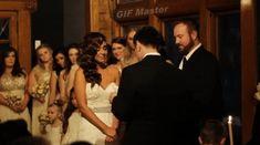 I'm sick of this wedding