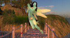 #Fairy #secondlife pixie