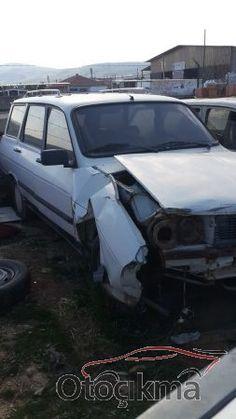 1990 model renault toros hurda belgeli araç