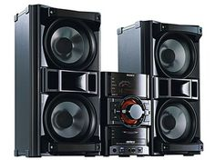 Mini System Sony MHC GTR 66H