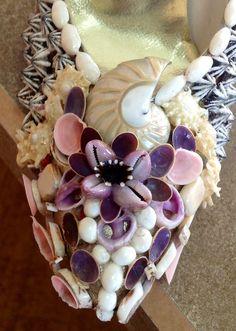 Just one purple flower
