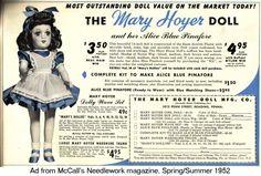 Mary Hoyer doll