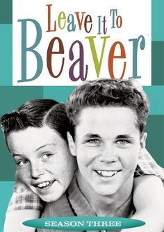 Leave It To Beaver, all seasons. (when I told A. I loved this TV series, he laughed and said I was an old-fashioned soul...!)
