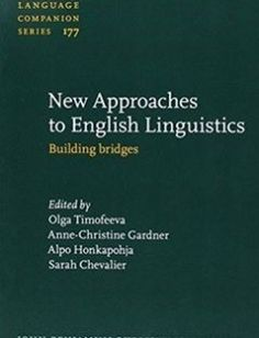 New Approaches to English Linguistics: Building bridges free download by Olga Timofeeva Anne-Christine Gardner Alpo Honkapohja Sarah Chevalier ISBN: 9789027259424 with BooksBob. Fast and free eBooks download.  The post New Approaches to English Linguistics: Building bridges Free Download appeared first on Booksbob.com.