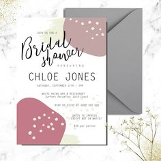 I have some new Invitation designs up which are so versatile! These beautiful Invites can be used for so many occasions! I can tailor them to your needs. Bridal Shower Invitations, Wedding Stationery, Invites, Chloe Jones, Event Planning, Wedding Planning, Printable Invitations, Diy Party, Pastel Pink
