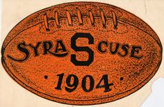 Syracuse University, Alma Mater, Athletics, Empire State, Preppy, Collage, Football, York, Orange