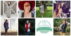 Our ambassadors mean the world to us! We are ecstatic to have ten inspiring ambassadors return and add seven fantastic Eco Friendly Fashion, Friend Outfits, Style, Adventure, Swag, Outfits