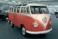1962 Volkswagen Samba