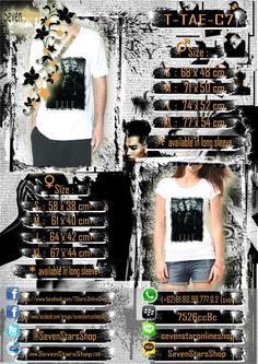 T-Shirt Taeyang Round Neck C7