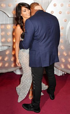 Kim Kardashian and Kanye West Enjoy Date Night at GQ Awards in London: See the Cute PDA Pics!