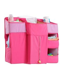Baby Bed Portable Bedding Set Hanging Storage Bag For Baby Bedding Set Cot Crib Organizer Essential Diaper Storage Cradle Pocket Baby Room Storage, Diaper Storage, Bag Storage, Bed Bumpers, Cot Bumper, Newborn Nursery, Baby Images, Baby Bedding Sets, Hanging Storage