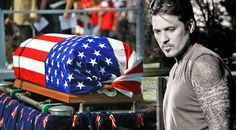 Country Music Lyrics - Quotes - Songs Billy ray cyrus - Billy Ray Cyrus Pays Tribute To Fallen Soldiers With 'Some Gave All' - Youtube Music Videos http://countryrebel.com/blogs/videos/30468291-billy-ray-cyrus-pays-tribute-to-fallen-soldiers-with-some-gave-all