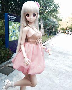 Smart Doll Mirai Suenaga by eurelia.c