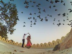 Creative Pre wedding photos ( snj99999 ) - Find me at -  Facebook : http://www.facebook.com/snj99999 Instagram – http://www.instagram.com/gunny2008 500px - https://500px.com/snj9999  Saurabh Jain Patwari